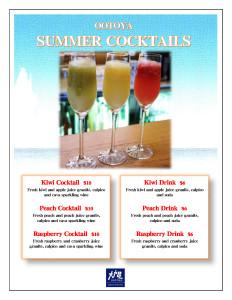 Summer Cocktails Menu-Aug2016B